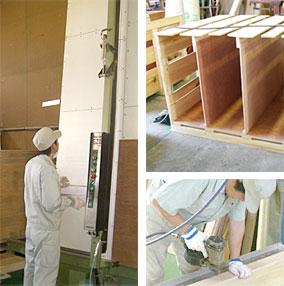 木枠・木箱の作成