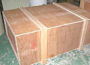 輸出梱包 密閉箱