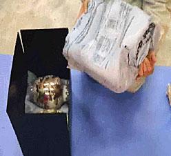 セルフ梱包 FRAGILEミニ