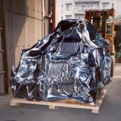 輸出梱包 機械