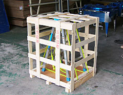 国内梱包 輸出梱包 セルフ梱包